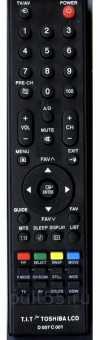Пульт Toshiba CT-90287 uni D007C001 и др. TV