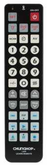 Пульт универсальный ОБУЧАЕМЫЙ 3in1 CHUNGHOP RM-L309
