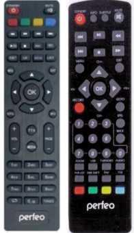 Пульты Perfeo DVB-T2 приставок ЦТВ