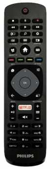 Пульты Philips - NETFLIX PUT6101 и др. ТВ