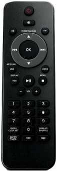 Пульты Philips DCM3065/ 3060/ 2060 и др. муз. центров