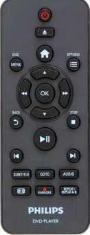 Пульт Philips DVD player  DVP2850 и др.