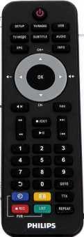 Пульт Philips HMP2500T ТВ приставки