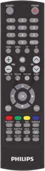 Пульт Philips/Alba RC-T1 монитора-ТВ