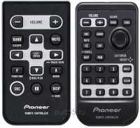 Пульты Pioneer CD-R320, CXC и др автомагнитол