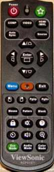 Пульт Viewsonic PRO7827HD, PJD7828HDL, PJD7831HDL, PJD7836HDL, RCP01071 и др проекторов