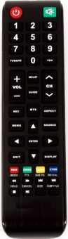 Пульт Supra STV-LC40LT0085F/W, STV-LC39LT0085W/ -LC32LT0085F/w и др. ТВ