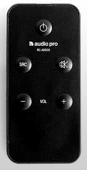 Пульты акустики Audio Pro