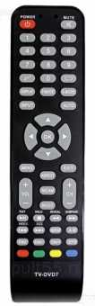 Пульт Supra STV-LC27270F, FUSION FLTV-32L22B, TV-DVD7 и др