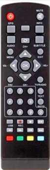 Пульт ТВ приставок разные