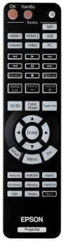 Пульты Epson EH-TW серий /6000/6100/6600/7200/7400/8000/8100/8200/9000/9100/9200 и др проекторов