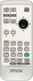 Пульт Epson EMP-S3/S4/61/62/81/82/1700/1705 и др проекторов