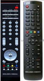 Пульты Golden Media WIZARD HD VOTE/ CLASS /HDC SAT
