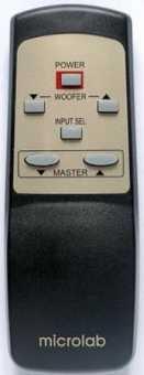 Пульт Microlab X4 акустики