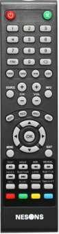 Пульты Nesons 24R553T2, 32R550T2, 32R553T2, 32R570T2, 43F553T2 и др TV