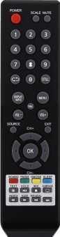 Пульт Polar 81LTV7105/ 7106/7108 и др TV