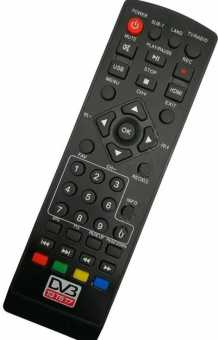 Пульт SkyBox T777 и др. ТВ приставок DVB-T2