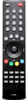Пульты Toshiba CT-90298, CT-865  ТВ