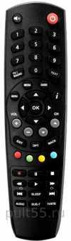 Пульт Дом.ру Kaon IP-TV MINI HD5000, NA1620HD, NA1170 и др.
