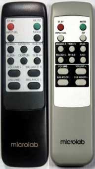 Пульты MICROLAB 5.1 FC-730, X23, X5 и др акустики