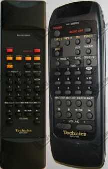Пульты ДУ Panasonic TECHNICS прочие