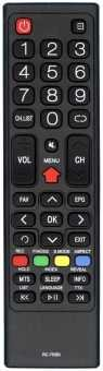 Пульт Daewoo RC-753BI,  L32S638VKE/L32S639VKE/L32V680VKE/L32V690VKE и др ТВ