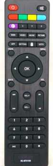Пульт BBK RC-BTX100 ТВ приставки
