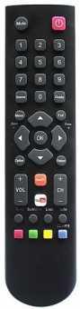 Пульт RC2000E02 YouTube TCL, Telefunken  и др TV