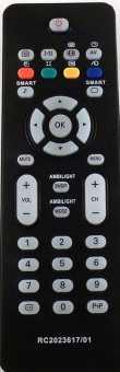 Пульт ДУ для Philips RC2023617/01 и др TV