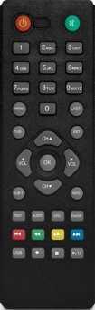 Пульт Rolsen RDB-513/514/517a и др. ТВ приставок DVB-T2