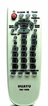 Пульт Panasonic uni RM-168M типа EUR648080