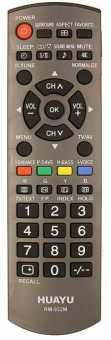 Пульты Panasonic N2QAYB000455, RM-932m и др