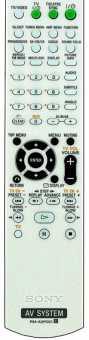 Пульт RM-ADP001 Sony AV-system -дом. кинотеатров