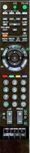Пульт uni Sony RM-ED012, RM-ED018 и др TV LED