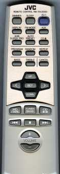 Пульт JVC RM-RXU5000 UX7000ee, UX5000, FS5000, FS6000, UX5500r FS7000 и др муз.центров