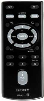 Пульты Sony RM-X211, RM-X157 и др автомагнитол