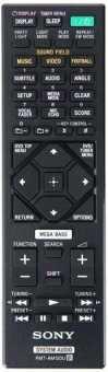 Пульты Sony RMT-AM120U, RMT-AM420U м/ц - аналоги