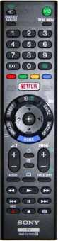 Пульт Sony RMT-TX102B/D/U/ -TX101D и др. для ТВ