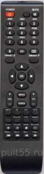 Пульт Fusion FLTV-32K11/-40K11/-42K11 и др. TV