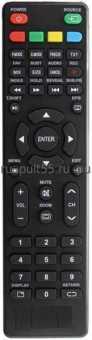 Пульты Yuno ULM-32TC114, ULM-39TC120/220 и др. ТВ