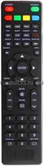 Пульты Loview  L32/ 39/H401T2C, L40F401T2C, L32F401T2C  и др TV