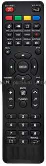 Пульт Kraft KTVP-5001LEDT2WL/ -4001FHDLEDT2WL и др TV