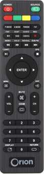 Пульт Orion OLT-32002, ПТ-60/81/99ЖК-170ЦТ и др TV