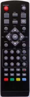 Пульт Harper HDT2-1005/-1105/1108/1110/1513/1512 и др. DVB-T2