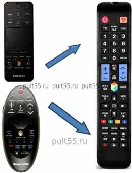 Пульт Samsung Smart Touch Control замена