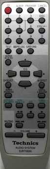 Пульты Technics EUR7702050/ 7702070/ 7702170/ 7702270 и др. муз. центров