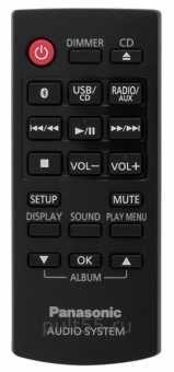 Пульт Panasonic N2QAYB000984(SC-PM250 SA-PM250) audio system