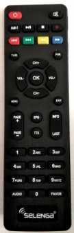 Пульт Selenga Т20D/T42D/T81D/HD950D и др. DVB-T2