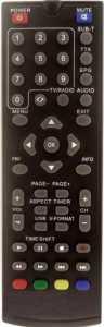 Пульт SkyVision 2201/T2302, Selenga T50 и др. DVB-T2