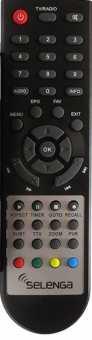 Пульт SELENGA T90, HD900/910, HD80/860D и др